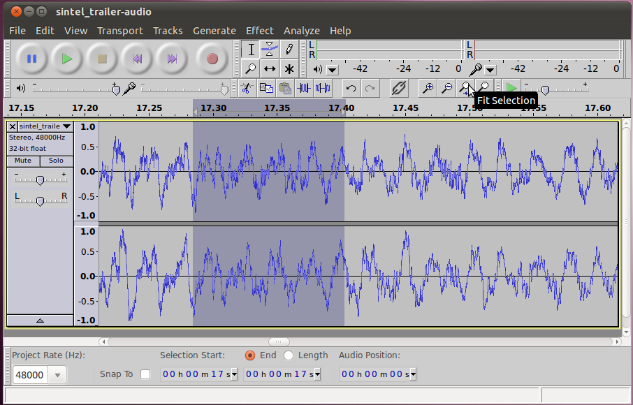 Audio - 4 - Audacity, Recording and Playback